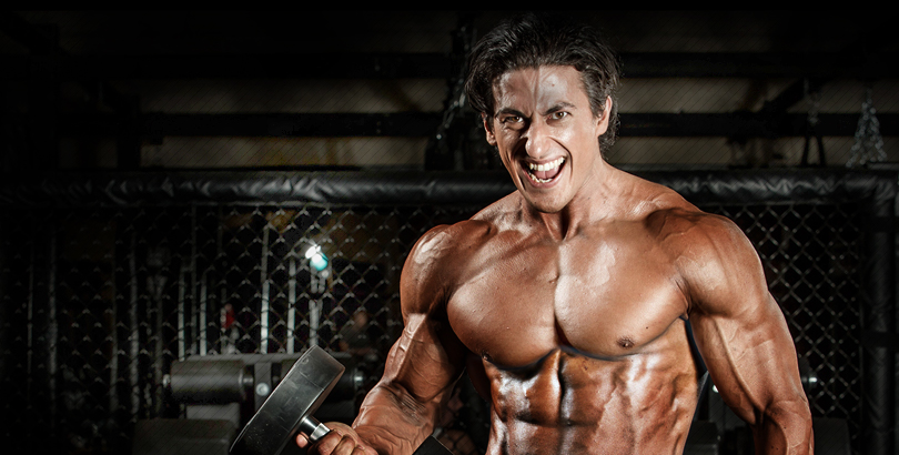 Sadik Hadzovic Workout