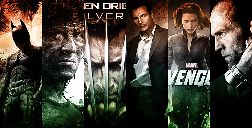 Favortite Hollywood Action Franchise