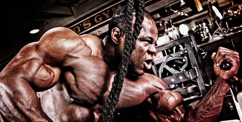 Kai Greene Workout