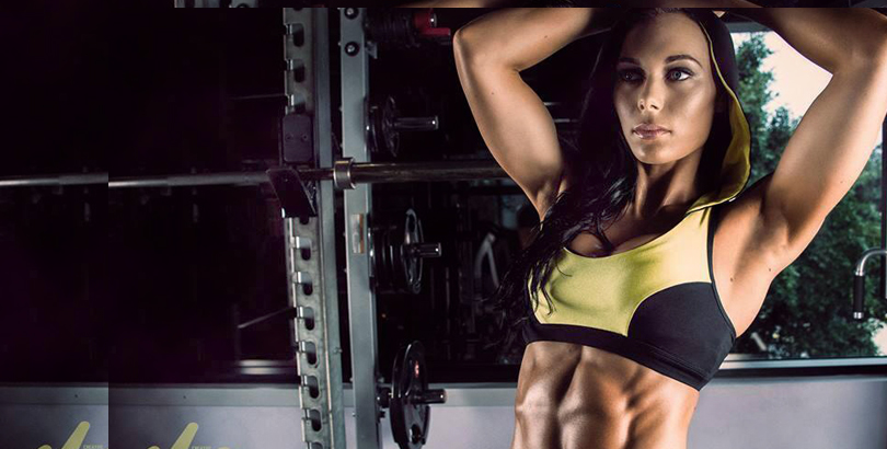 Shannah Baker Workout