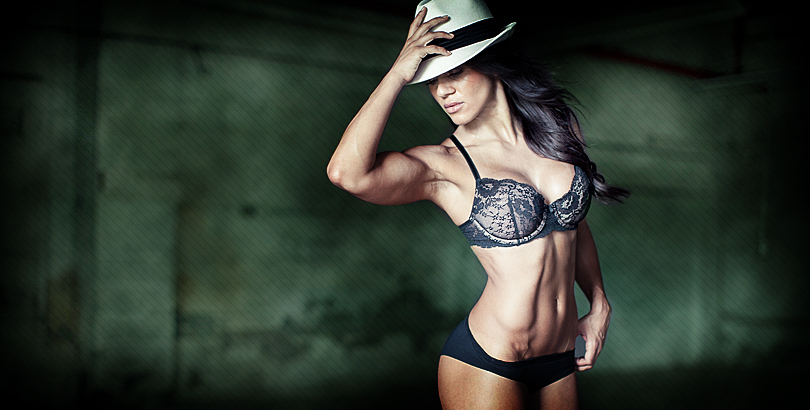 Brittany Coutu Workout