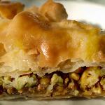 Chicken and Apricot Filo Pie
