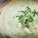 Yogurt and Cucumber Soup